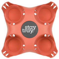 stay tray 4 cup sunrise