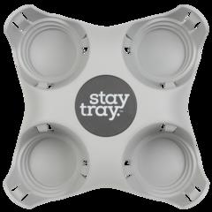 stay tray 4 tray silver fox