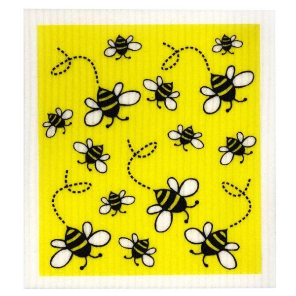RetroKitchen_biodegradable_kitchen_sponge_bees