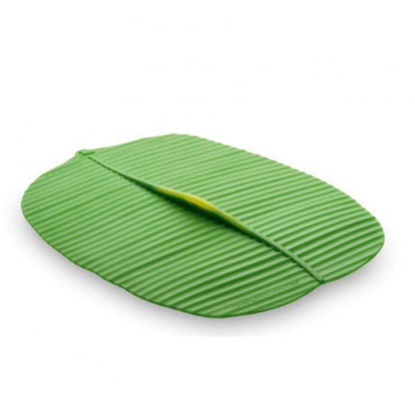 Banana Leaf Lid Rectangular